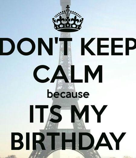 Happy Birthday! Birthdayboy Antalya