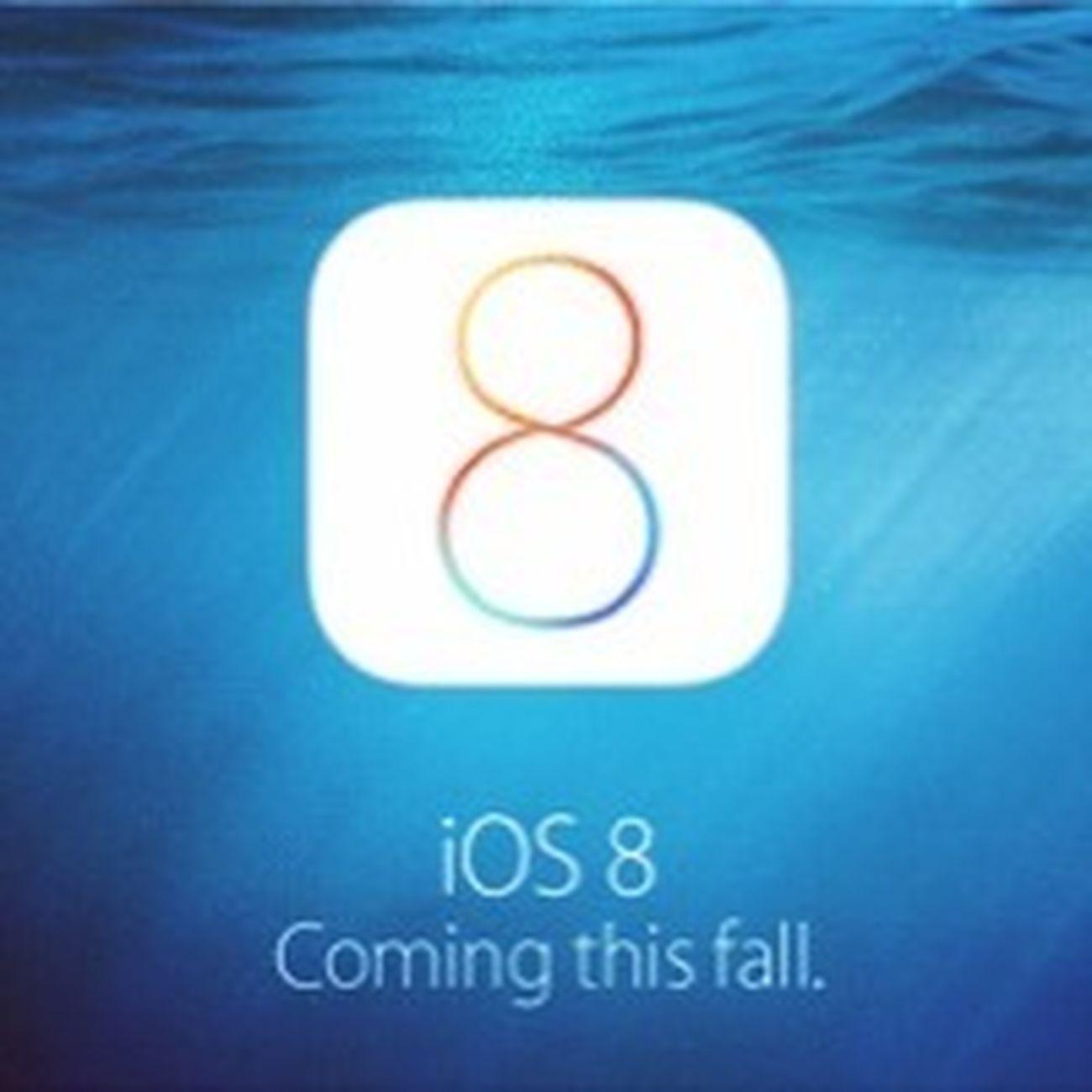 iOS-Nutzer dürfen sich auf den Herbst freuen, denn dann kommt iOS 8 mit einer Menge neuen Funktionen! Unter anderem mit Gesundheits-App, interaktiven Benachrichtigungen, Continuity, Homekit und vielem mehr! WWDC IOs8