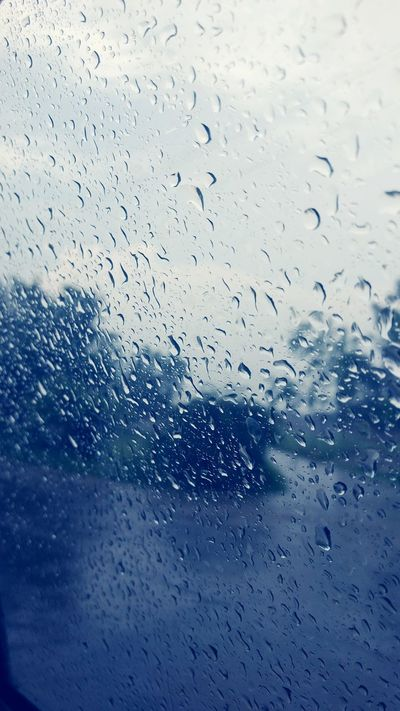 TheLast Drop Glass - Material Window Backgrounds Wet Full Frame Water No People Indoors  RainDrop Close-up Day Nature Sky First Eyeem Photo