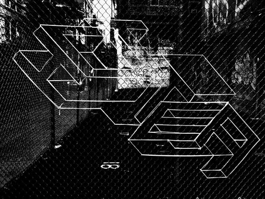 blackandwhite at SoHo by Waveform