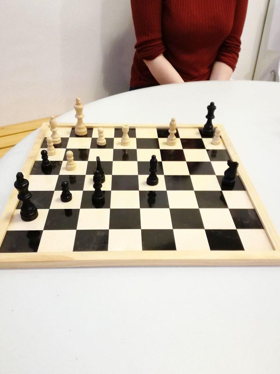 Chess schaak mat!!! First Eyeem Photo
