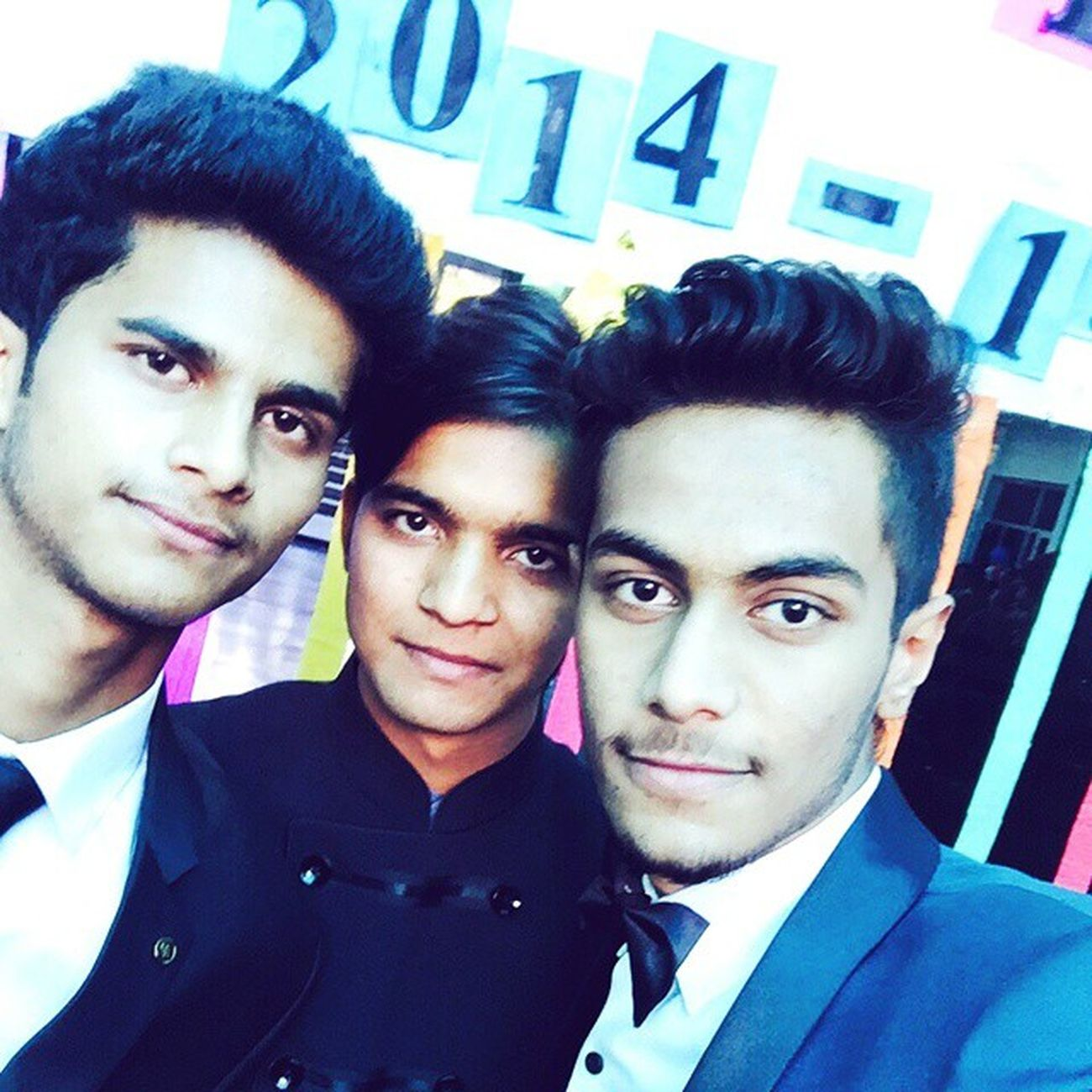 Farewell Party 2015  Awesome Fun Friends Class12th Dpsmbd DPS Moradabad Memorableday Memories Unforgettable Time School Fun Willmissthesemoments