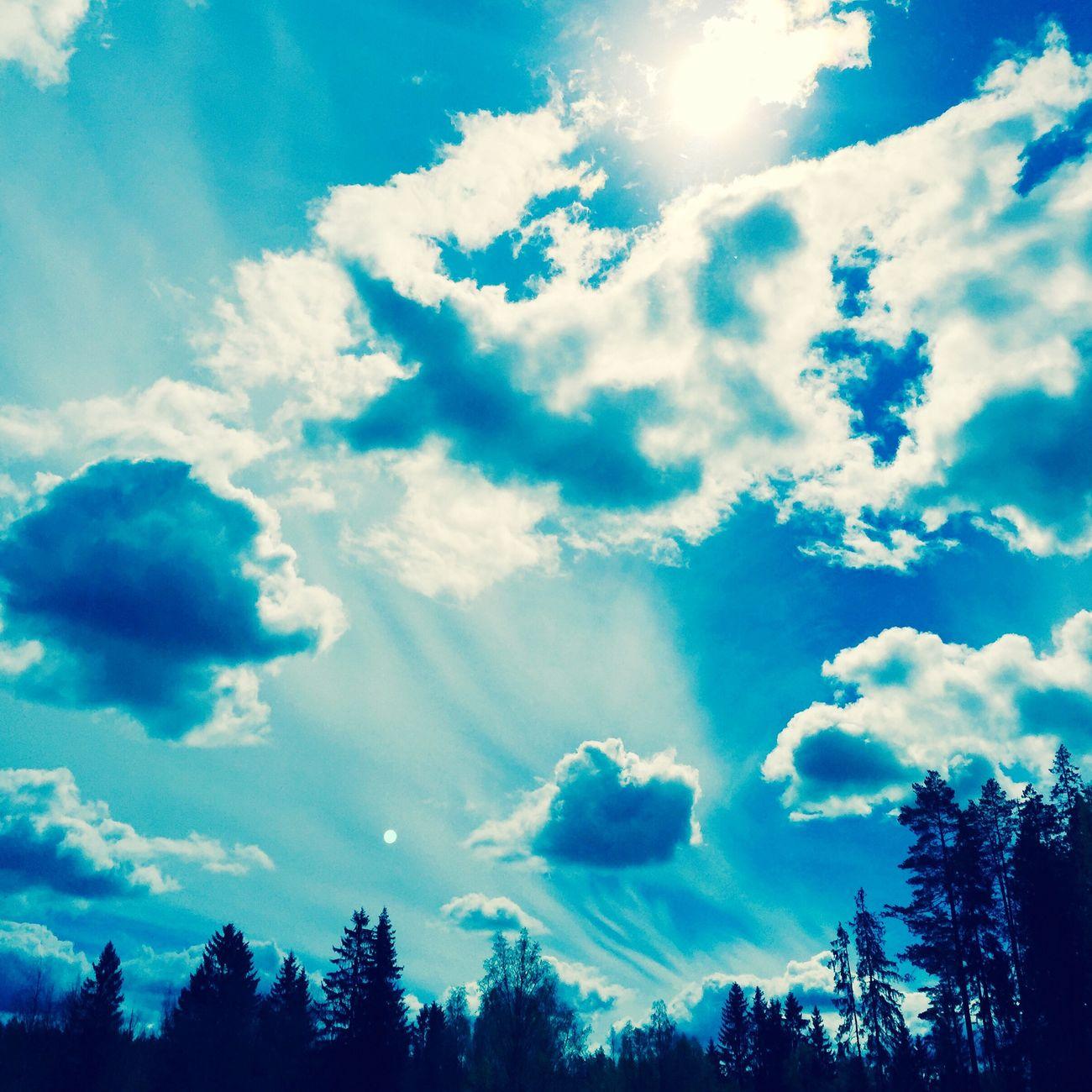 Cloudporn Clouds Finland