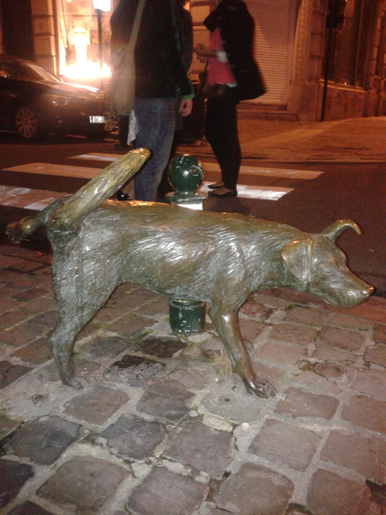 In Brussels Pissed Off -__- Dog Art Brussels After
