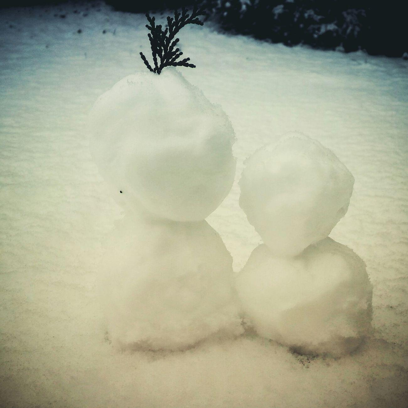 Snowman Snowman... Snowman:) Snowman!!!(: Snowman⛄ Mini Snowman Enjoying Life ♥