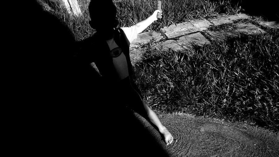 Darkness And Light Kids Light And Shadow Bw Blackandwhite Black&white