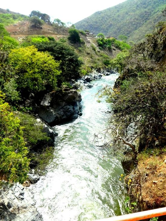 Ayabaca Paisaje Natural Rio