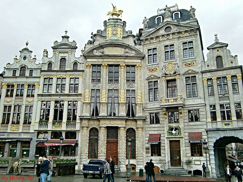 Grote Markt Brussels Architectureporn Taking Photos Streetphotography Brussels_cityscape