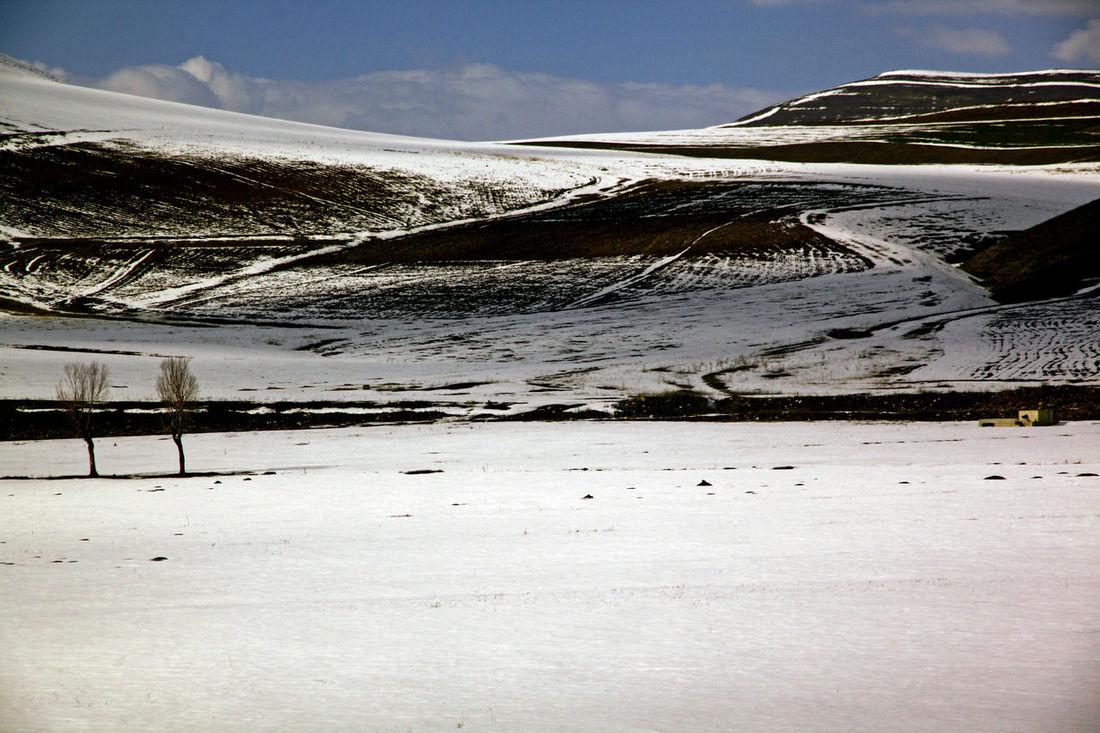 Kars Turkey Doğu Ekspresi Snow Nature Trees And Snow Trees Trees And Nature White Train Journey Mountains Mountains And Snow