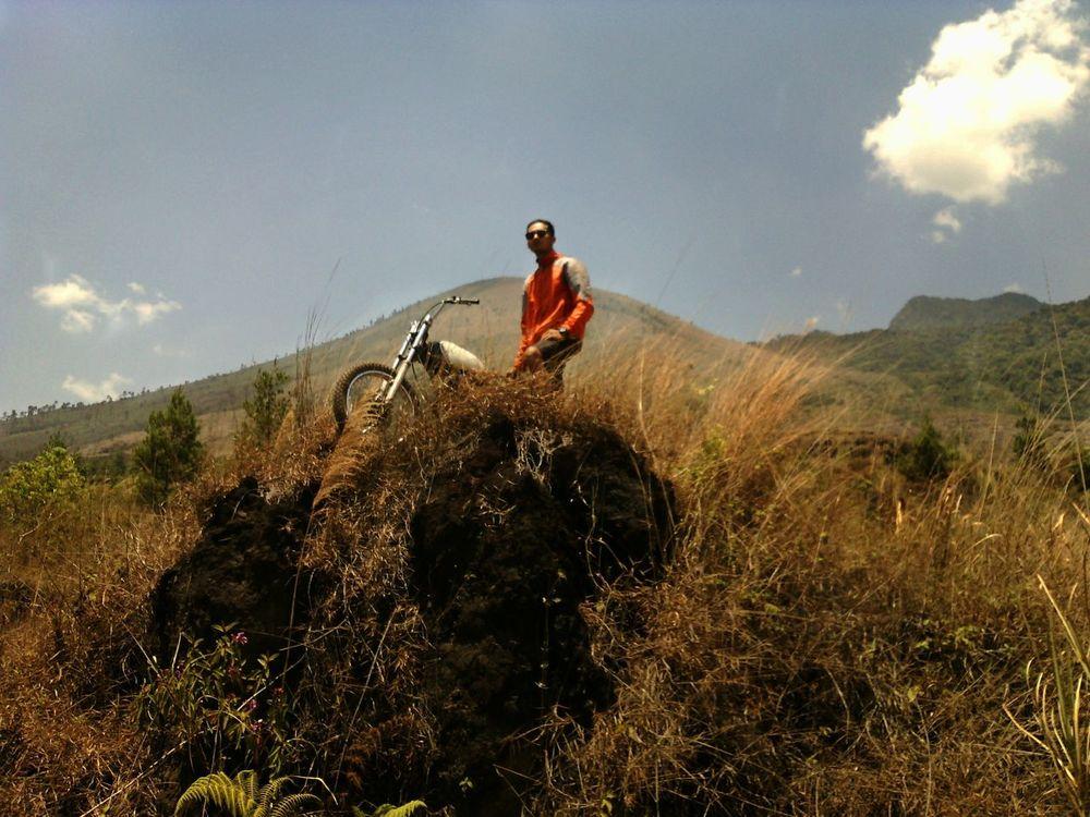 Landscape INDONESIA Bikers Motorcycles Ride Mt_guntur Adventure Garut Garutwestjava