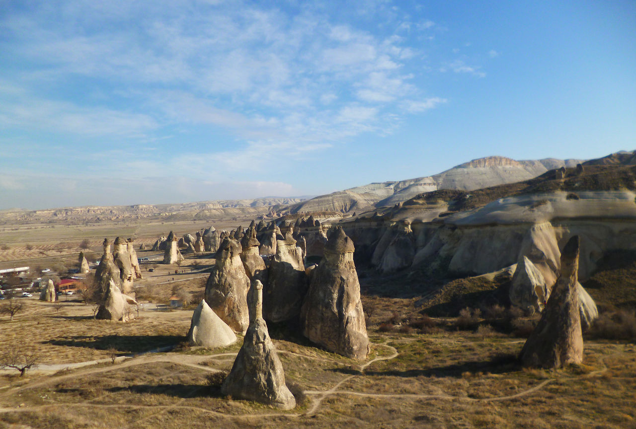 Beautiful stock photos of turkey,  Arid Climate,  Beauty In Nature,  Day,  Goreme