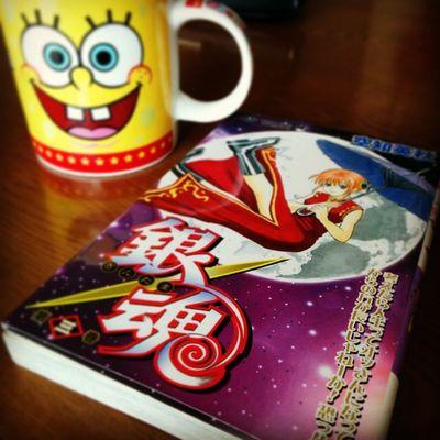 何回読んでも笑える👏 ジャンプ 銀魂 1から読み直し やっぱ面白い 定春可愛いスケダンも読もう笑japanjapancomics