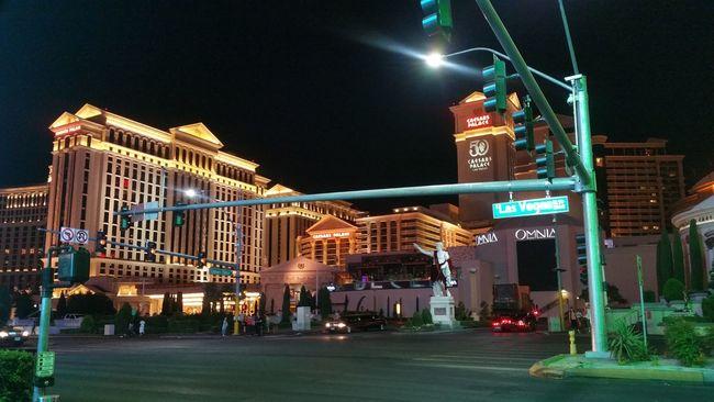 Road Trip 2016 Las Vegas Lasvegas Boulevard Caesarspalace
