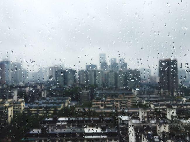 City Rainy Days