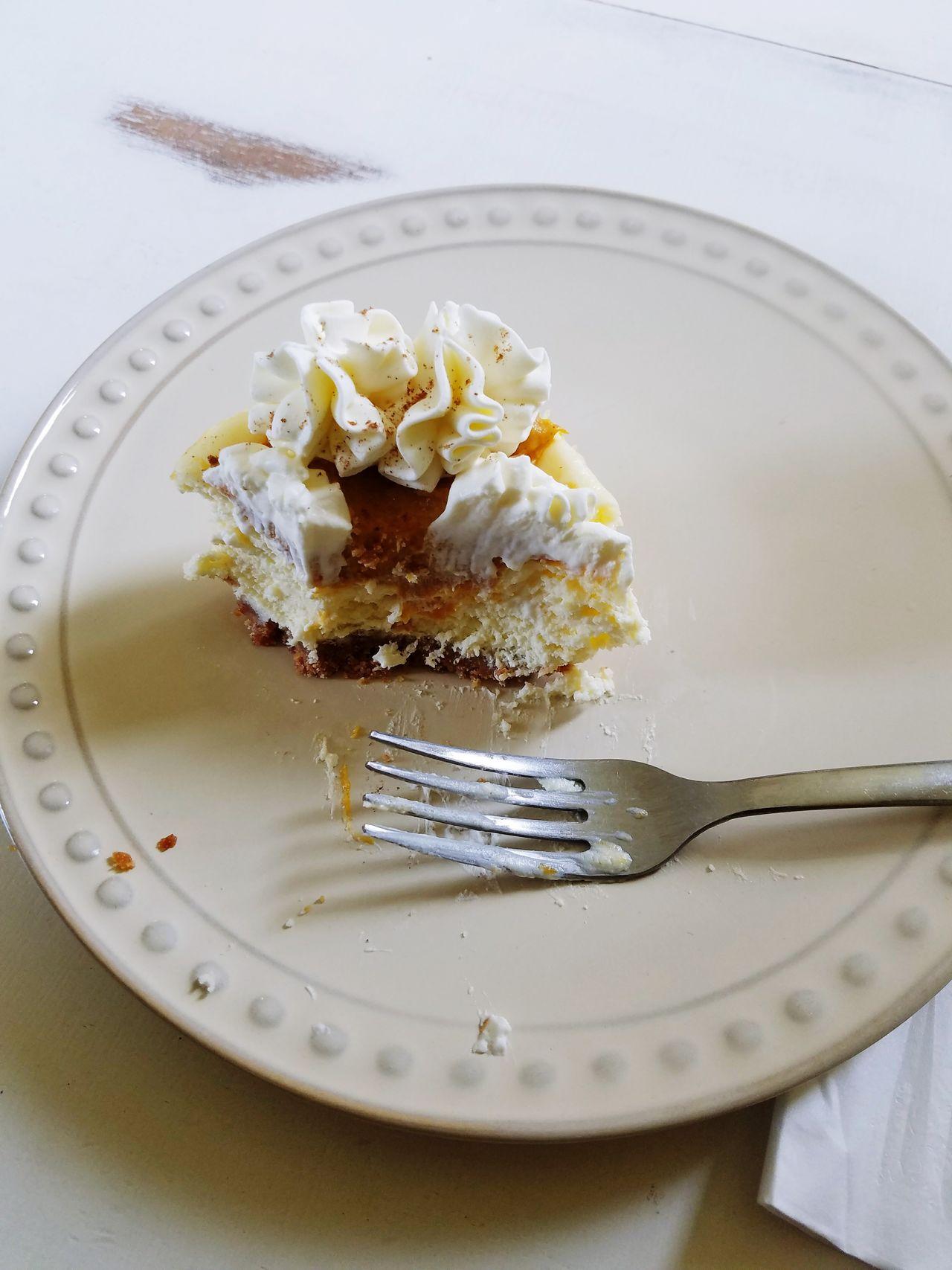 Sweet Food Dessert Pumpkin Cheesecake Delicious Dessert Amazing Dessert Best Dessert Ever Yummy Food Yummy ♥