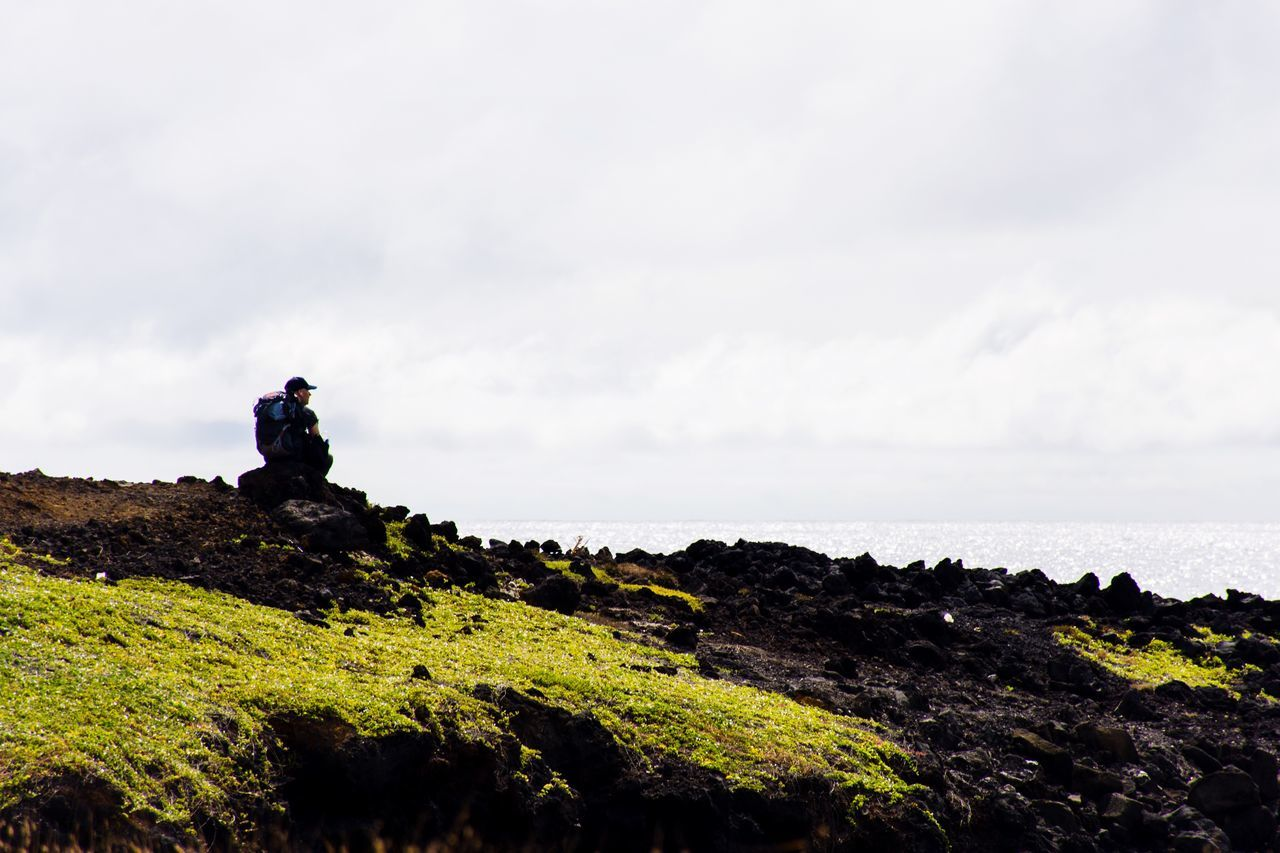 Live For The Story The Great Outdoors - 2017 EyeEm Awards Hiking Landscape People Watching Getting Away From It All Nature Nature Photography Naturelovers Exploration Minimalism Simplicity Throughmyeyes Enjoying Life Capture The Moment Hawaii Big Island Hawaii Life Vacations Happiness Outdoors Enjoying The View Carefree Adventure Ocean