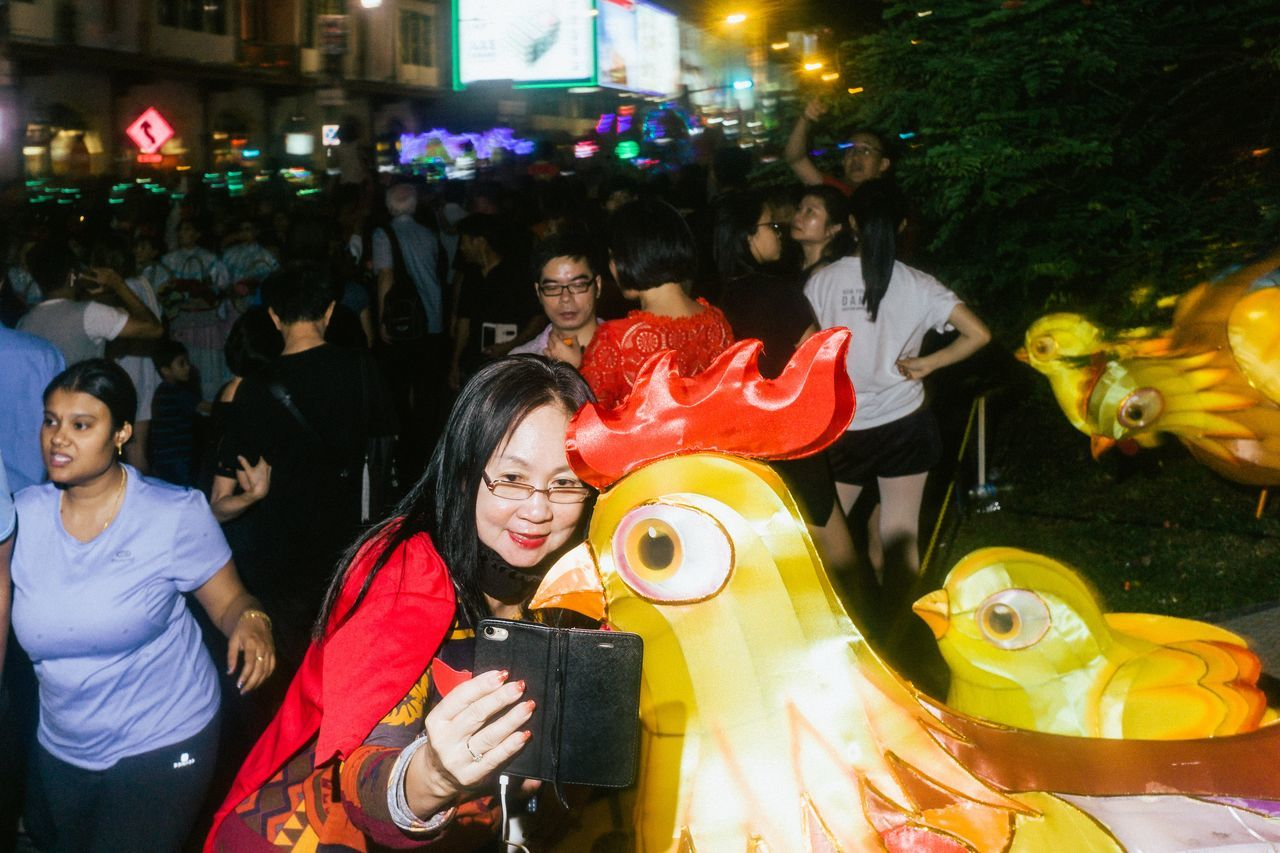 Flashphotography Streetphotography Street Streetphoto_color Party - Social Event Night People Carnival LeicaM9 Leica Singapore Sg Cmmaung Cmmaungme