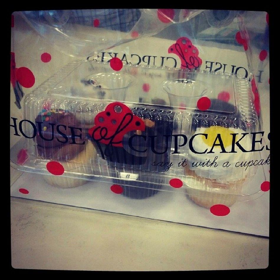 Boston Cream Cupcake...!? I'm in heaven... 🙌👍 Houseofcupcakes Sayitwithacupcake Cupcakes Dessert clifton grandopening