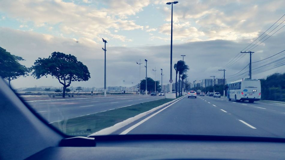 Vitoria Jardim Camburi Trânsito