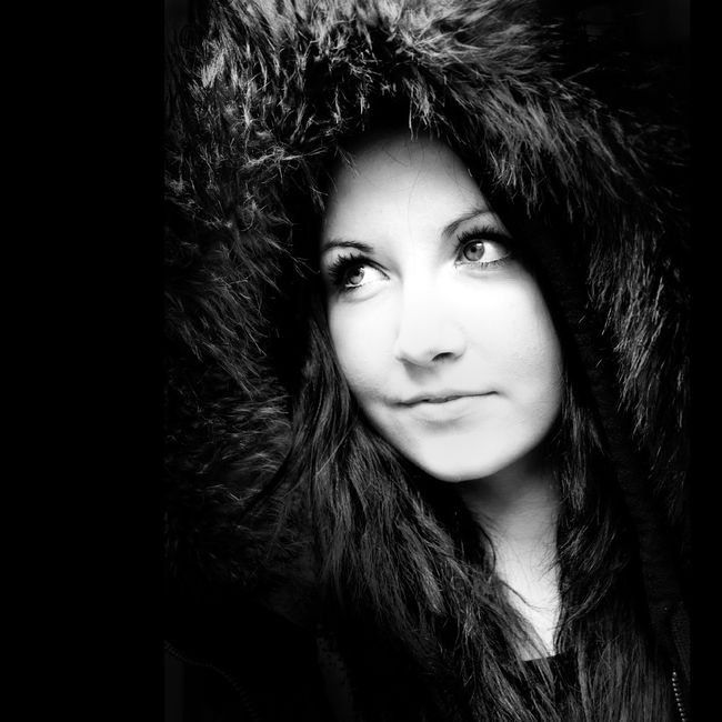 Eye4photography  Shootermag Blackandwhite Mono Portrait Beautiful Beauty