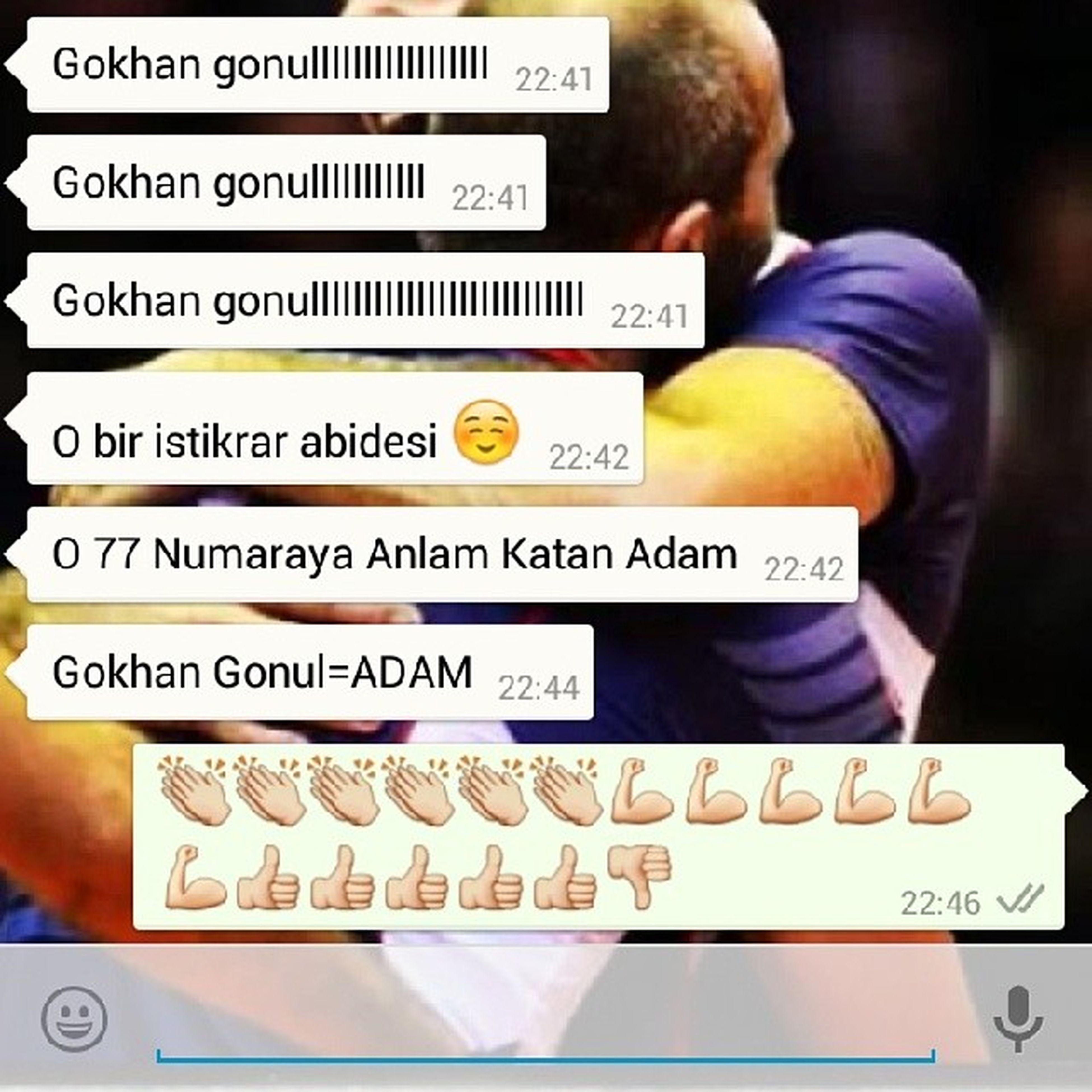 Bu kizi seviyorum :)) MyGIRL Mybestfrend Fb Fenerbahce  gokhangonul turkey football