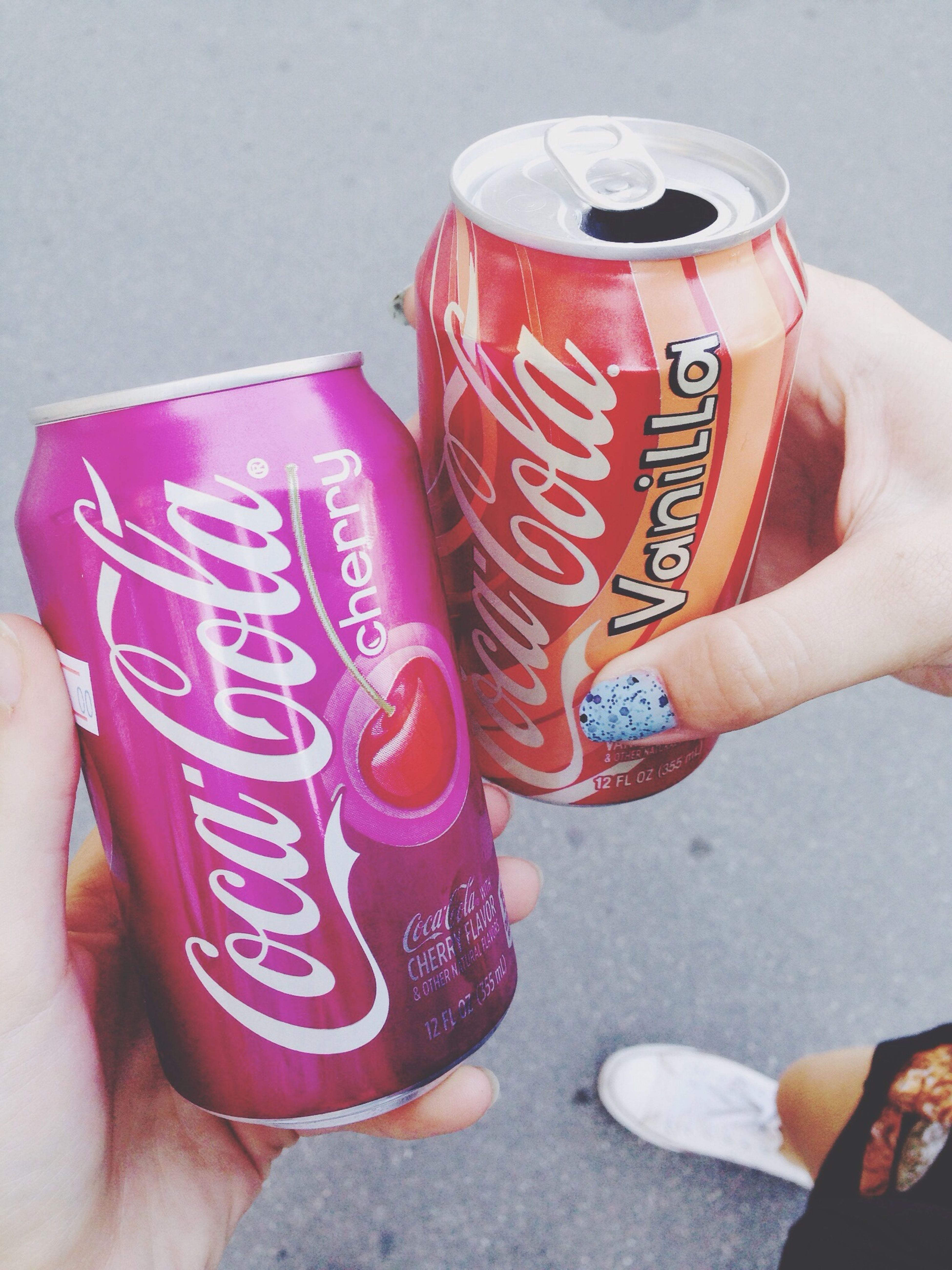 Vintage Coca Cola Enjoying Life Hanging Out