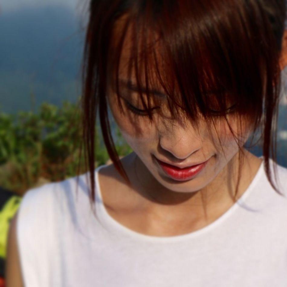 Check This Out Relaxing Enjoying Life Taking Photos Hi! Focus HongKong Chok Japangirl Enjoying The Sun 如果看著我,不妨濛一點