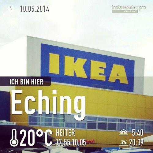 Shopping für die Firma IKEA Eching Samstagsfreuden Ichgradso hiergradso spring2014 mai oberbayern