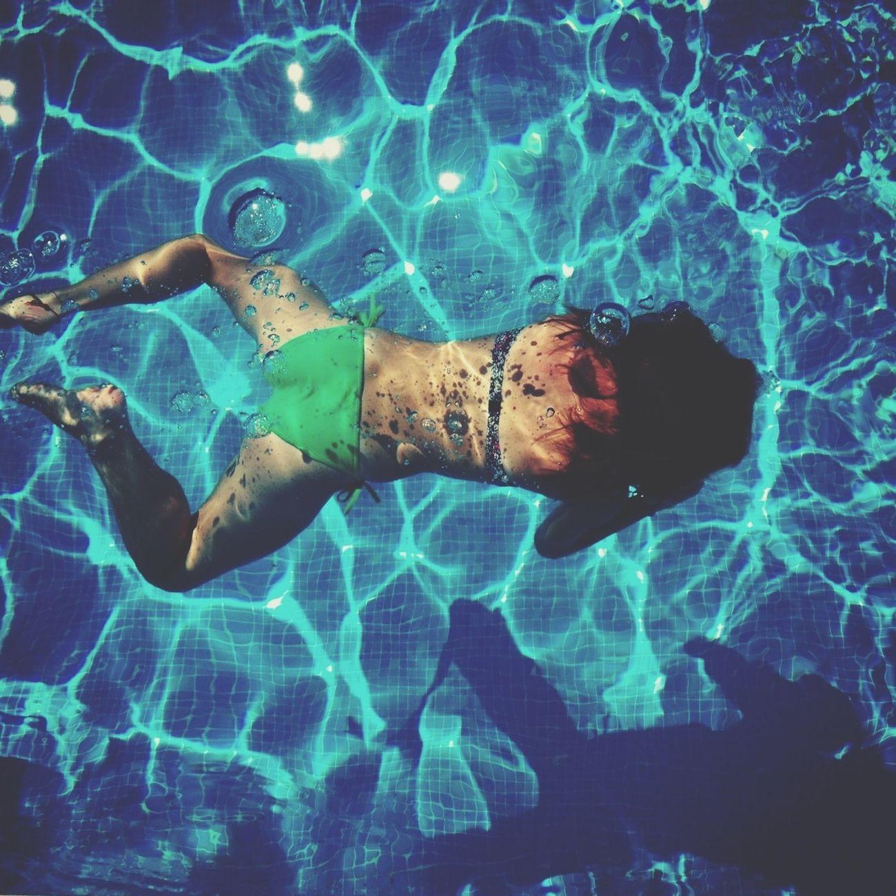 Relaxing Summer Water