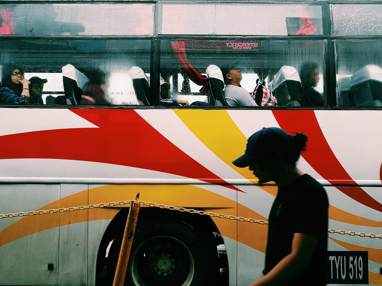 The Street Photographer - 2017 EyeEm Awards Street Photography Street In Color Street EyeEm Everyday People Telling Stories Differently EyeEm Best Shots Eyeem Philippines Your Design Story The Human Condition Capture The Moment Bus Commute Streetphotography Philippines The Photojournalist - 2017 EyeEm Awards