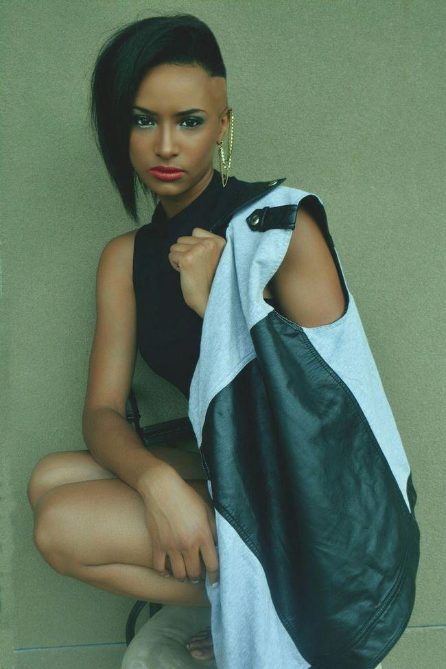 Rebel Badgal Fashion Darkbeauty