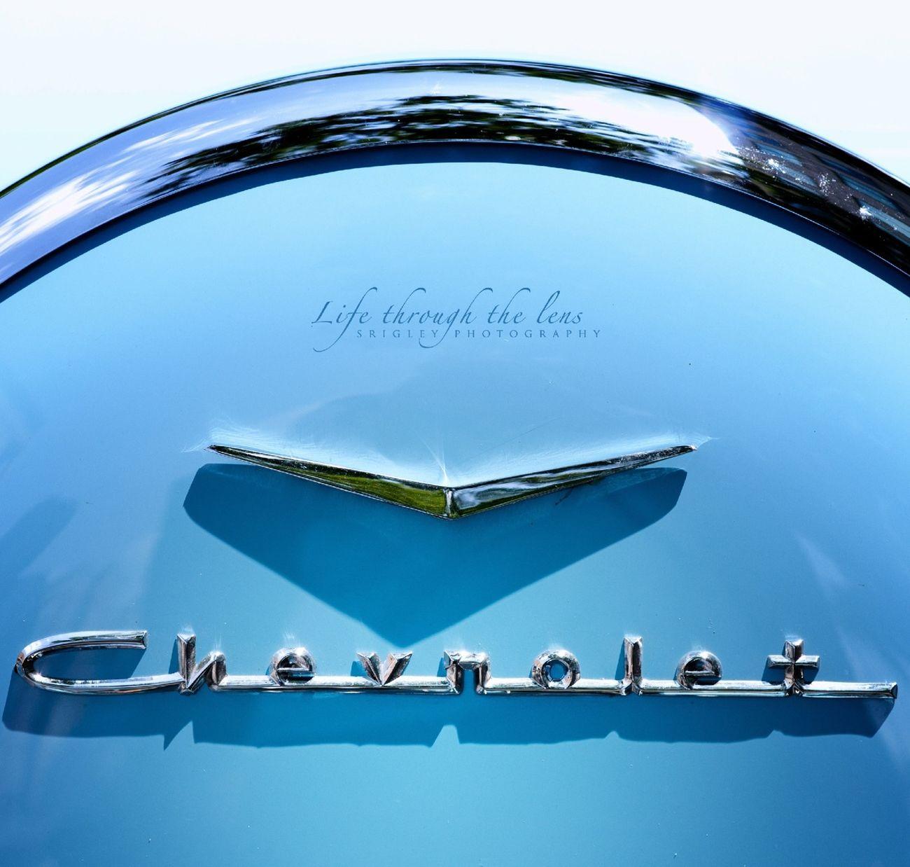 57 Chevy ~ Dream Ride HotRod Brantford Classic Car Chevy