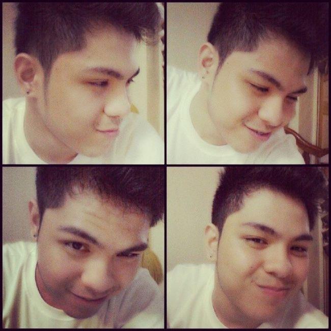 """Put GOD first"" Good Night Earthlings Selfie Sorrynapo Ngayonlangnaulit"