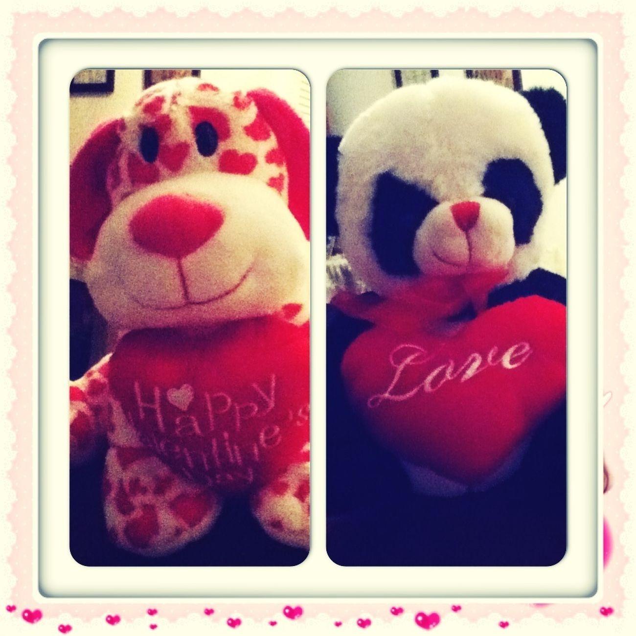 My Valentine Gifts :)