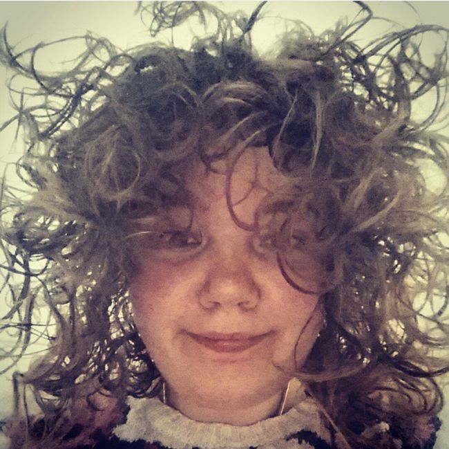 Never know if it is a good hair day or bad hair day with this hair! Let Your Hair Down Hair Selfie Hair Curly Curly Hair Enjoying Life Brunette Good Hair Day Bad Hair Day Never Know