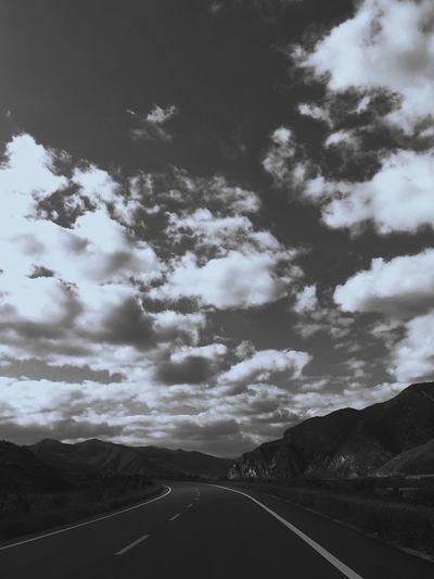 张家口 IPhoneography Blackandwhite Beijing, China