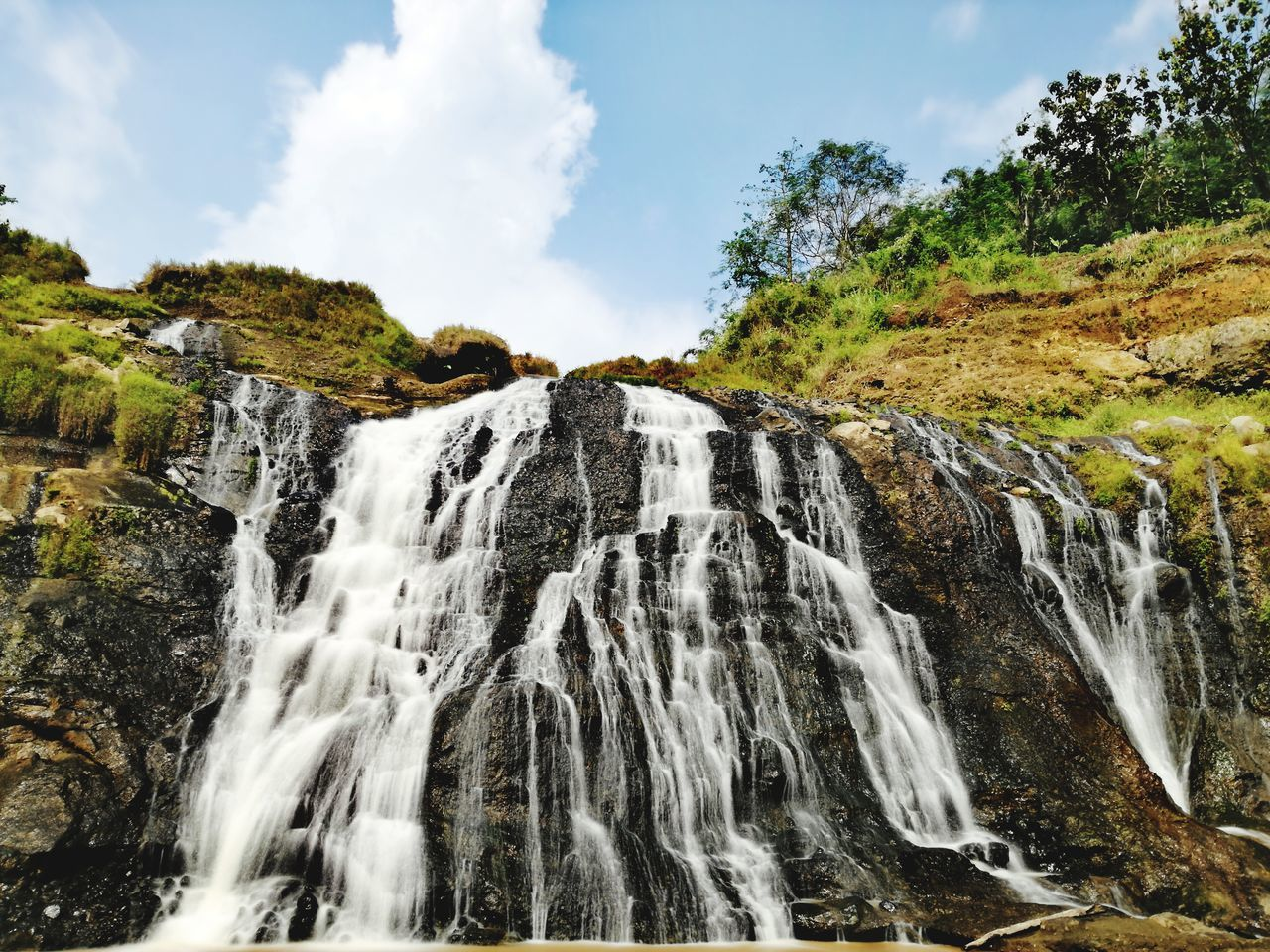kedung bobot waterfall