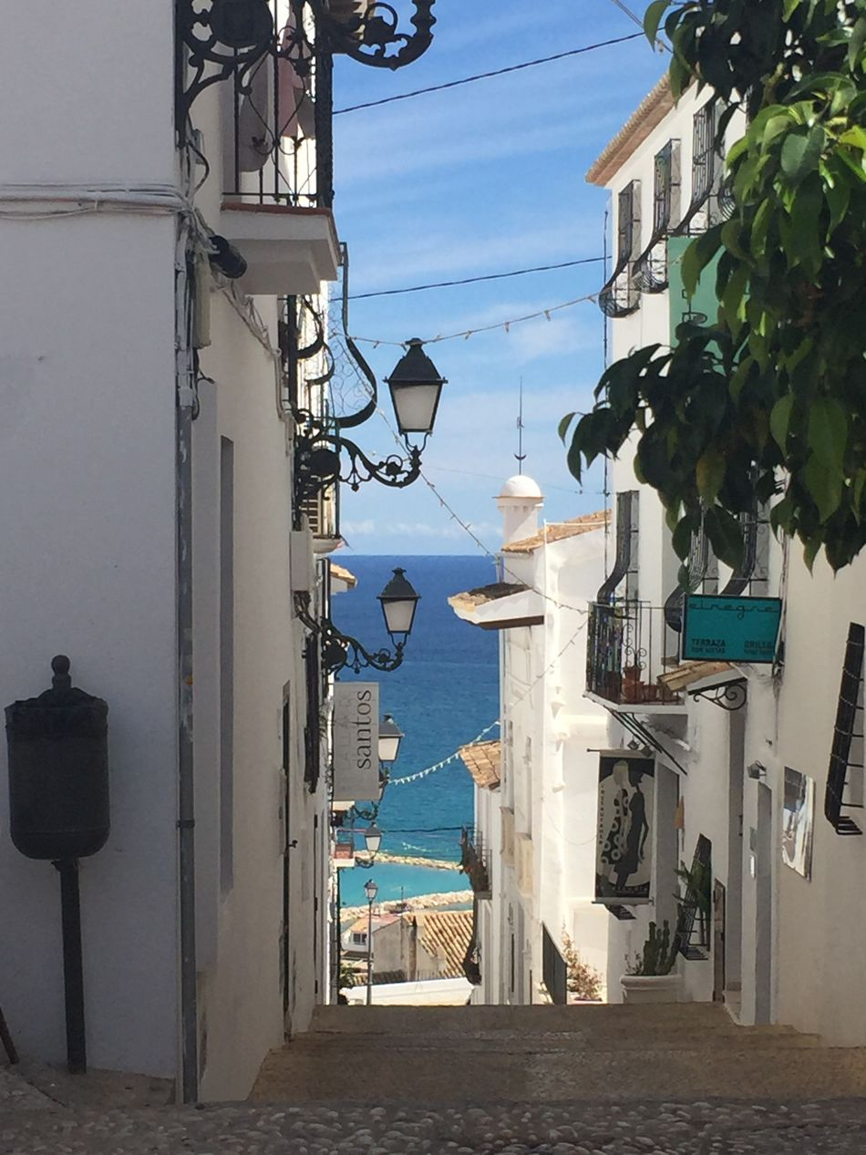 SPAIN Romantic Place Altea Comunidad Valenciana Mediterranean  Pueblos De España Architecture Outdoors No People