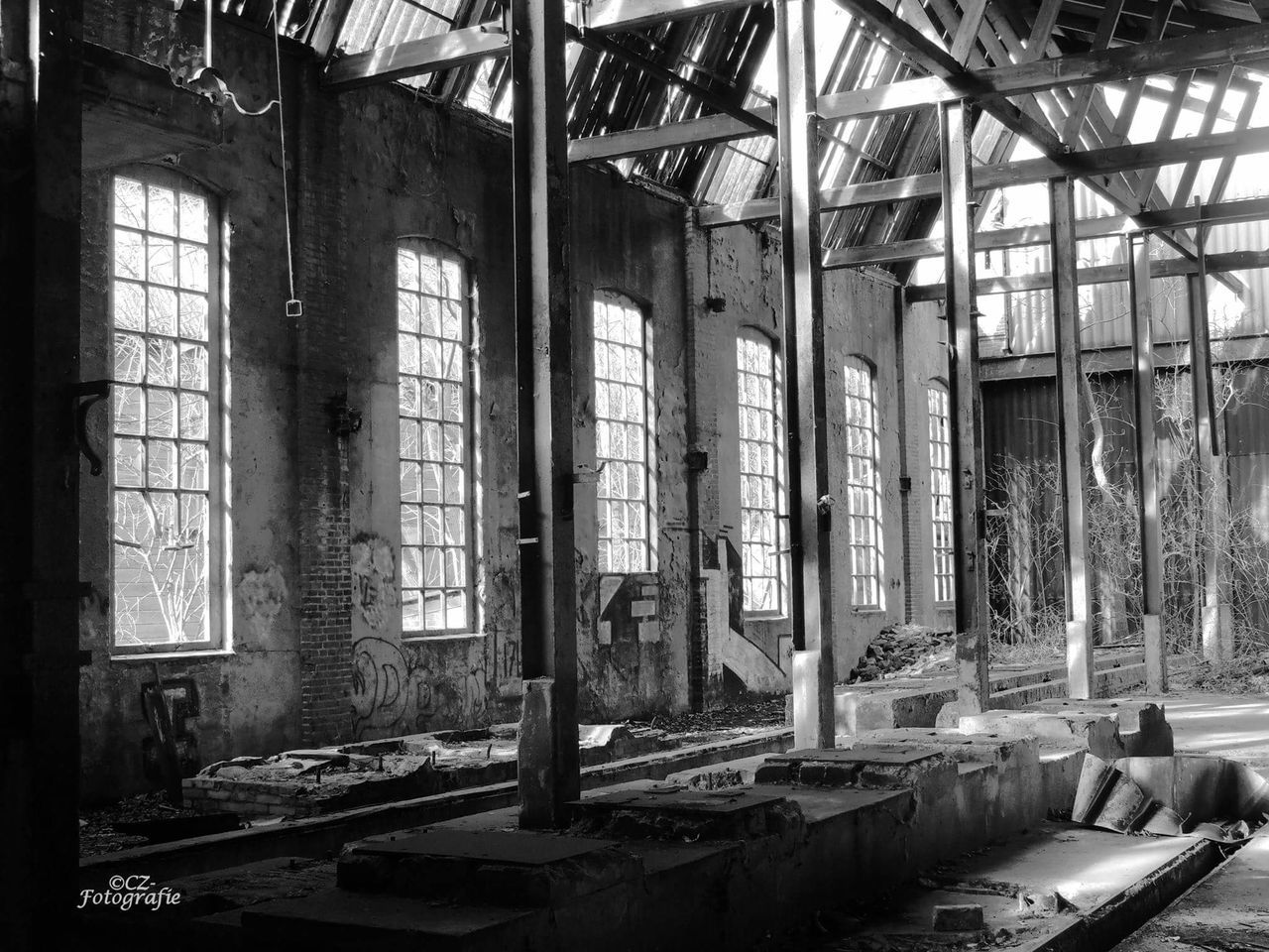 Old Buildings Breaking The Rules Urbexphotography Urbanphotography Czphotography Old Factory Urban Urbex Holland Groningen Holland No People Architecture Window Indoors  Day Interior Domestic Room Architecture