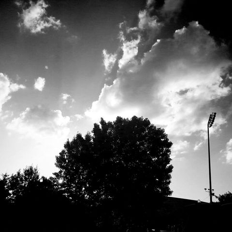4th of July skies. sunset blackandwhite NEM black&white eye4photography by @Nakeva