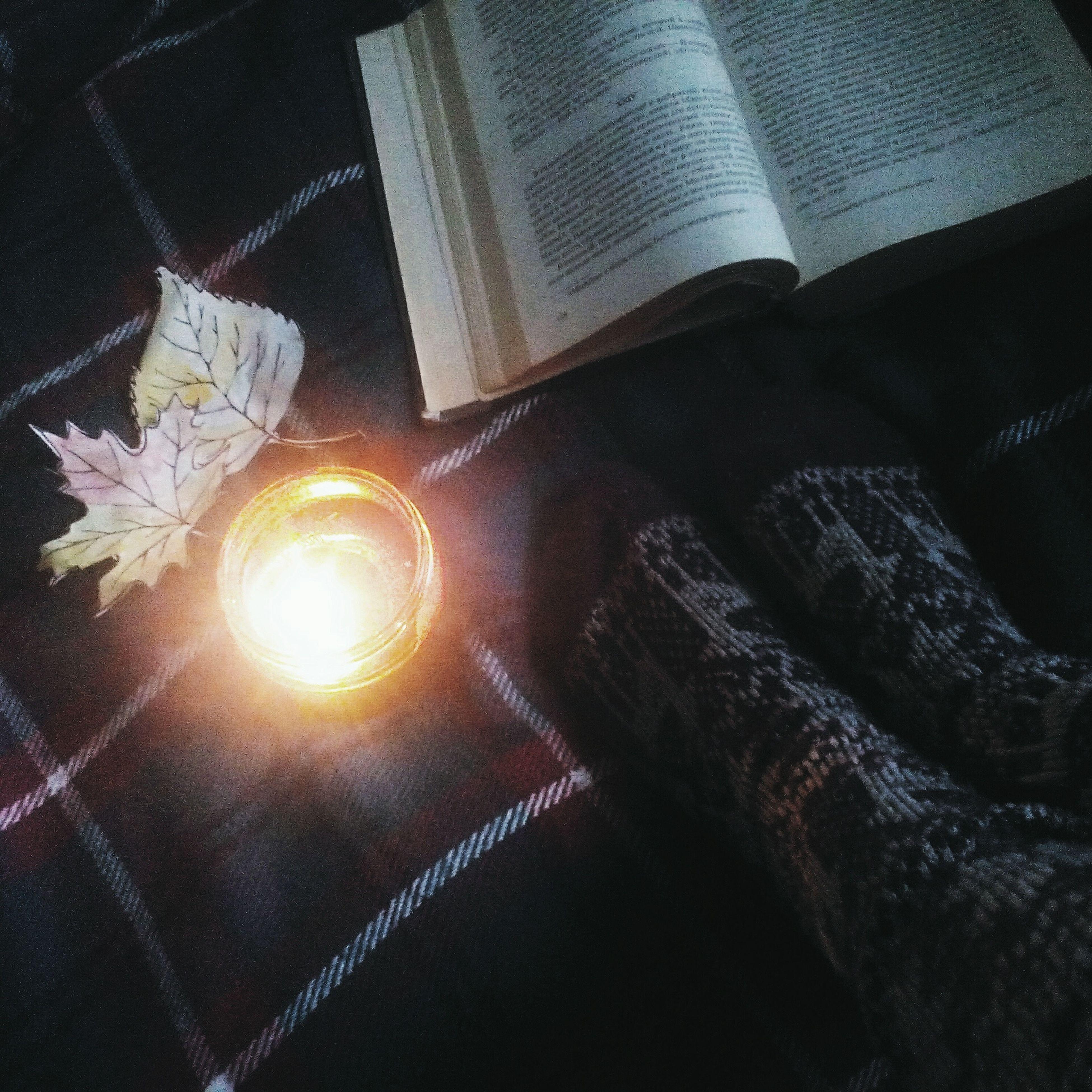 illuminated, night, lens flare, fragility, no people