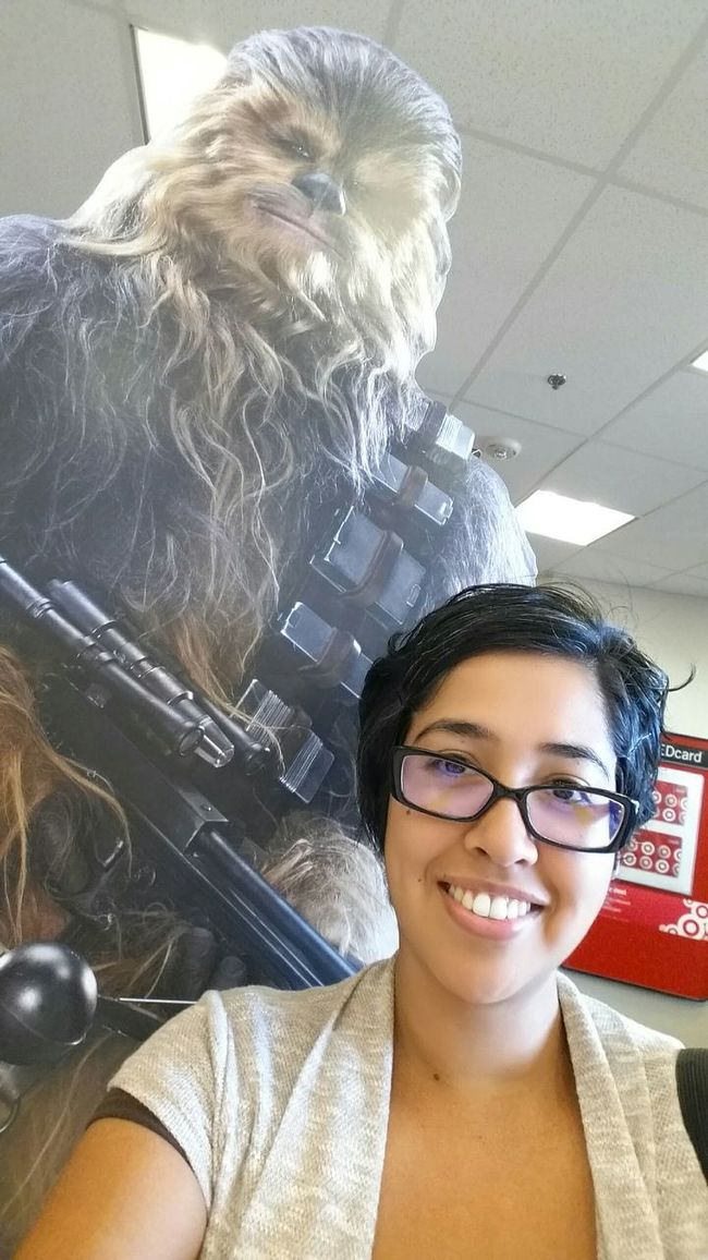 Me & Chewie Chewbacca Force Friday