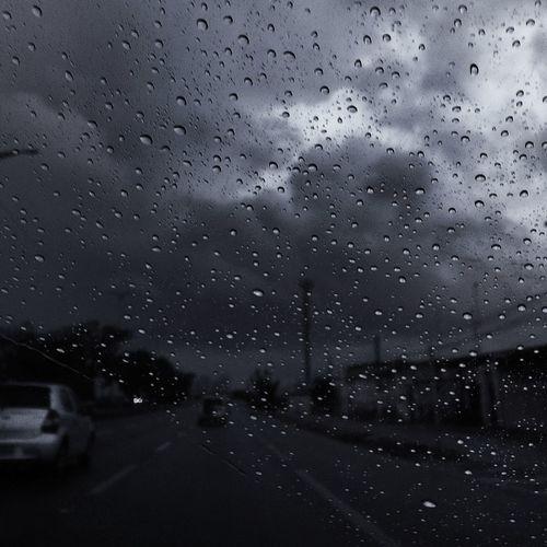 Car Close-up Day Drop Indoors  Land Vehicle Nature No People Rain RainDrop Rainy Season Sky Transparent Transportation Water Weather Wet Window