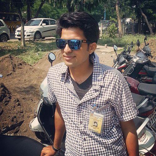 Selfy Indore Enjoying JustFun