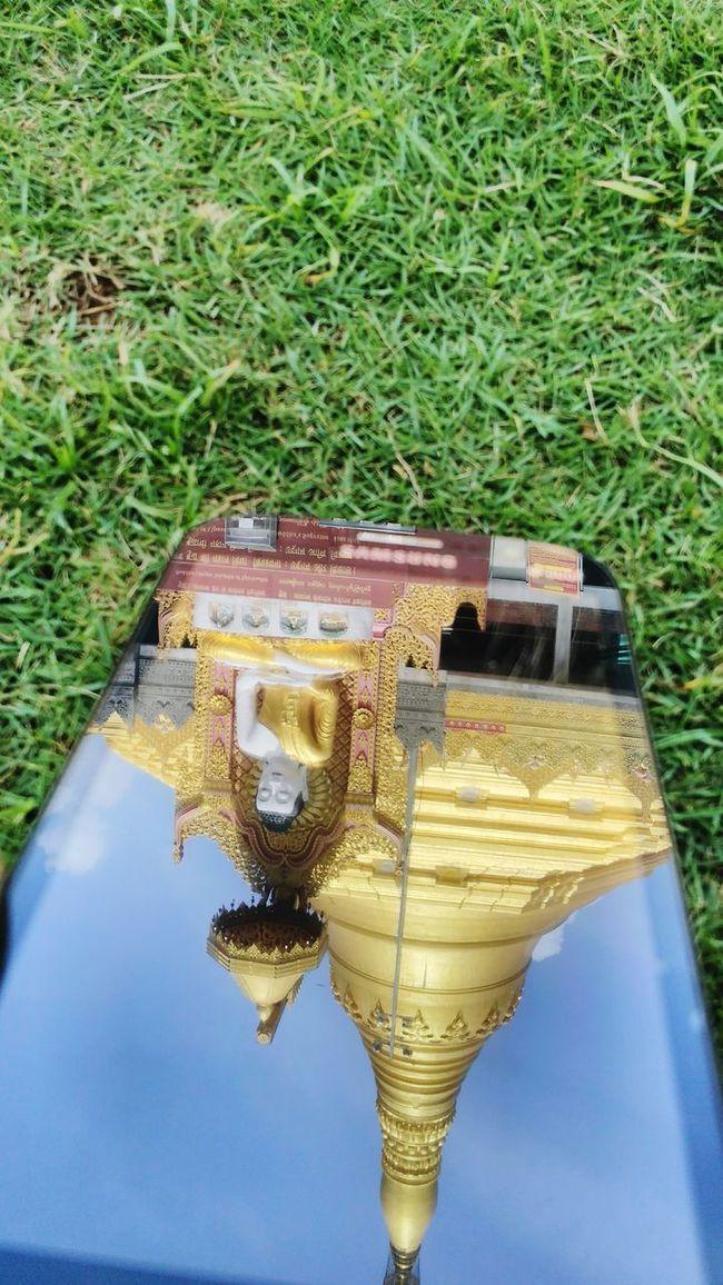 Pagoda India Incredible India The Great Outdoors - 2015 EyeEm Awards Mirrored