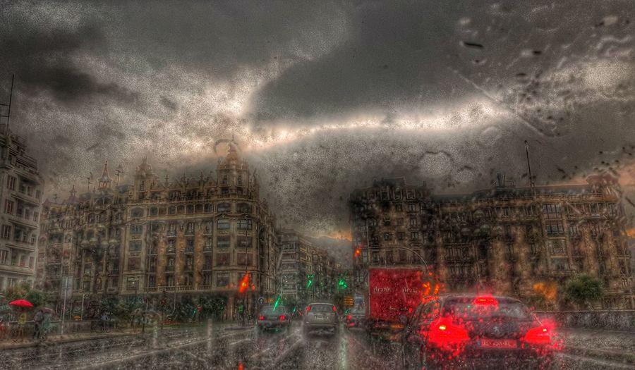 Rainy Day Donostia / San Sebastián Spain♥ Sunmer2015 Hollidays Galaxys6 Getting Inspired Eye4photography