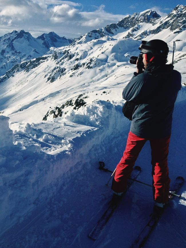 Österreich Austria Ski Skiing Snow Photography Alps Mountains Mountain View Taking Photos