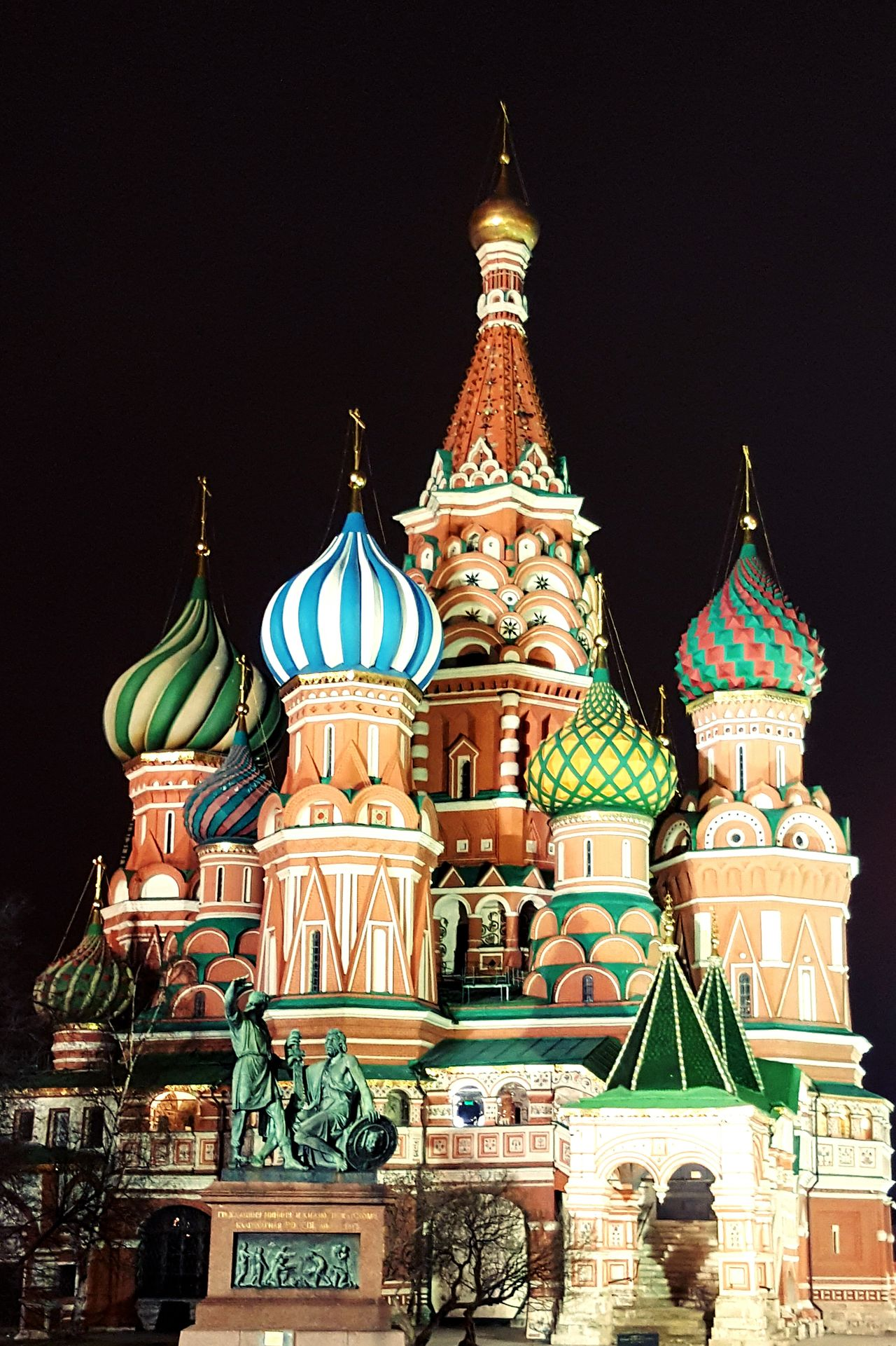 Travel Destinations Architecture Dome Travel Building Exterior City Tourism Night No People Place Of Worship Cultures Ortodox Church Nightphotography Kremlin Architecture Russia Illuminated St. Basil's Cathedral In Moscow St. Basil's Cathedral Red Square Moscow Moscow Russia Red Square Church Night Photography Architecture Kremlin