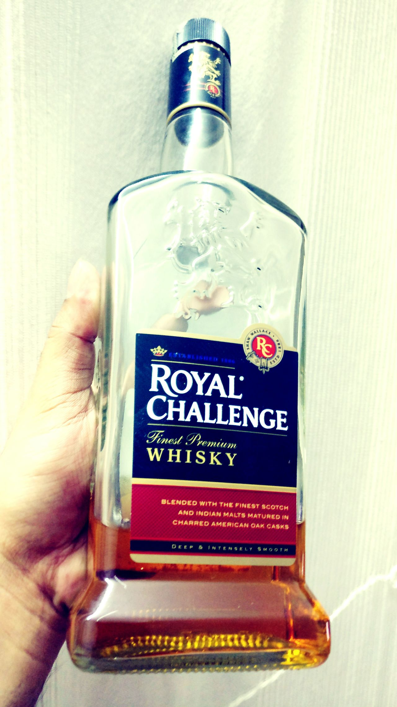 Royal Challenge RC Drink Bottle Only Men Wine Moments Premium Whiskey Wiskey Collection Wiskey Bottle Alcoholic Beverages Food And Drink Alcohol Bottles Alcoholic Drink Alcoholic  Wisky Drinks Alcoholic
