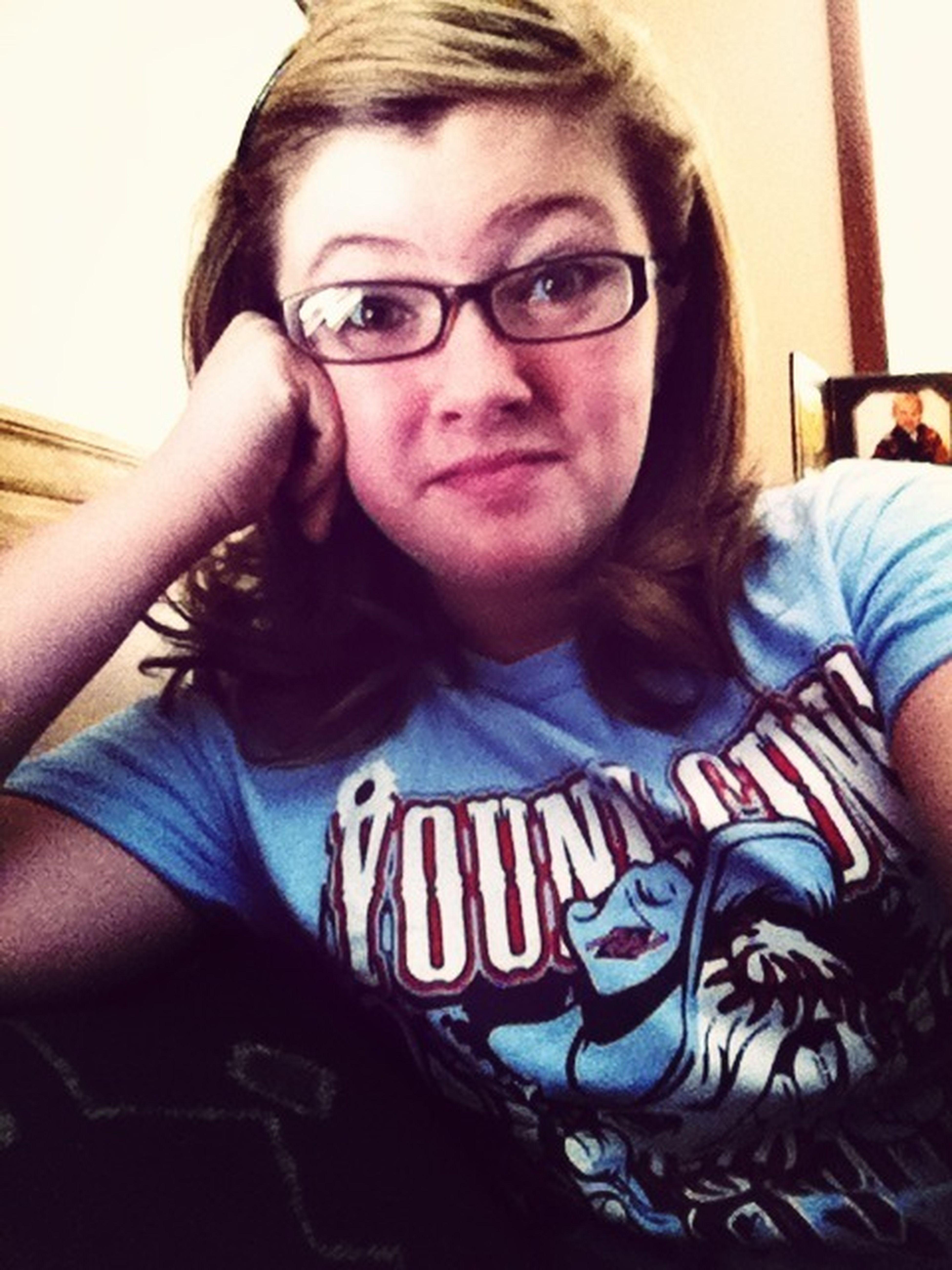Glasses Me (: